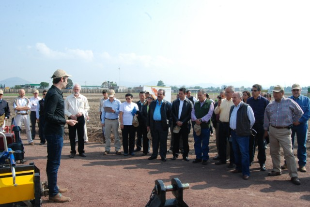 SAGARPA y CIMMYT fortalecen el programa MasAgro y lo vinculan con la Cruzada Nacional contra el Hambre