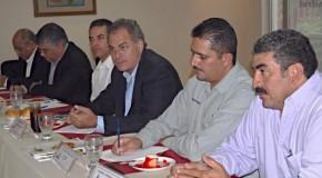 Cancela Secretario Enrique Martínez y Martínez participación en foro internacional para atender daños en sector agropecuario y pesquero