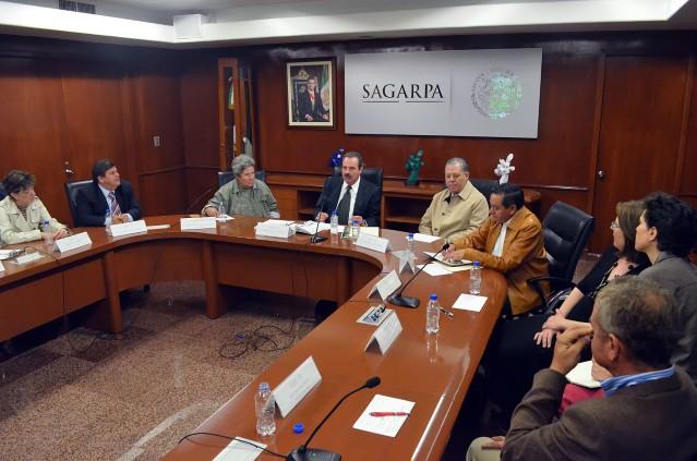 Colaborarán SAGARPA y Savory Institute en manejo sustentable de suelos
