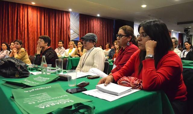 Lleva a cabo SAGARPA encuentro de mujeres para fomentar la perspectiva de género