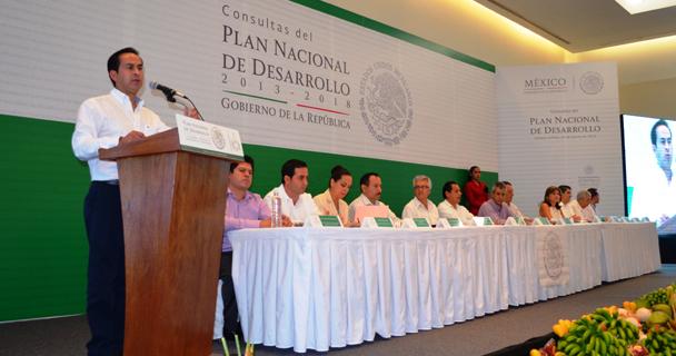 CONSULTA PARA EL PLAN NACIONAL DE DESARROLLO