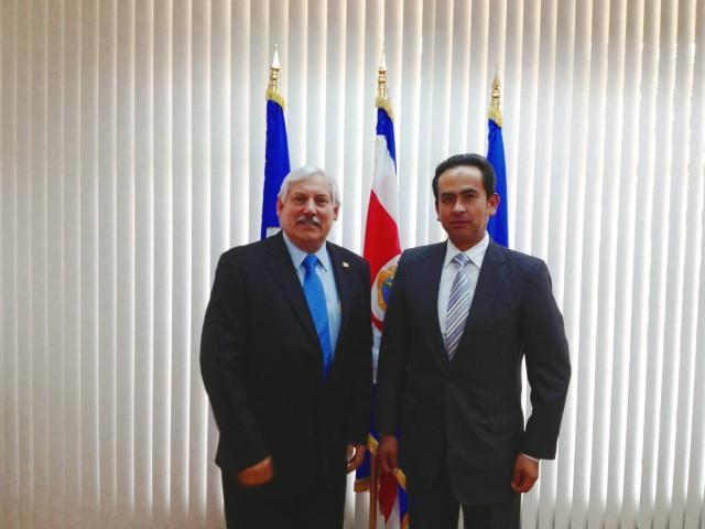 Respalda Instituto Interamericano de Cooperación para la Agricultura tareas para que el campo sea palanca del desarrollo nacional