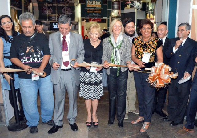 Inauguran la 16 edición de Expo Café 2013
