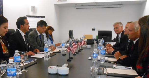 Construye México oportunidades de negocios e intercambio de tecnologías agroalimentarias, en binacionales con EUA y Nueva Zelandia