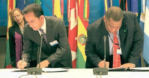 Será México sede de cumbre de Ministros de Agricultura de las Américas en 2015