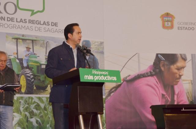Proyectan SAGARPA y productores Reglas de Operación más eficientes, transparentes y cercanas a la gente