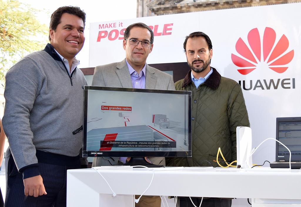 Realizan con éxito pruebas de campo con tecnología de vanguardia para red compartida de servicios móviles