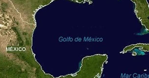 INFORMACIÓN GEOGRÁFICA GOLFO DE MÉXICO