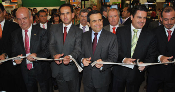 La dinámica impuesta por el secretario Enrique Martínez y Martínez se enfoca en una producción que garantice la seguridad alimentaria de México, más y mejores alimentos, y un mejor horizonte para nuestros productos en el mercado internacional: Ricardo Agu