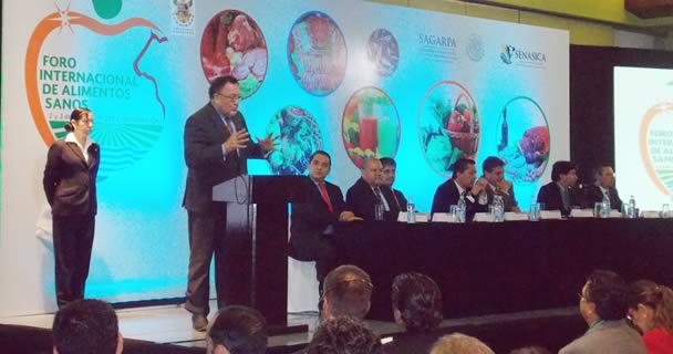 Reporta SENASICA avances en certificación de alimentos sanos