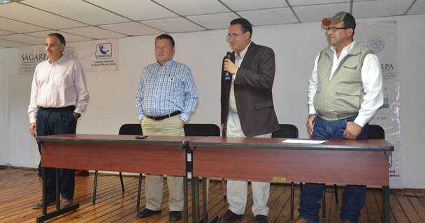 Impulsa SAGARPA la acuacultura en regiones áridas de México