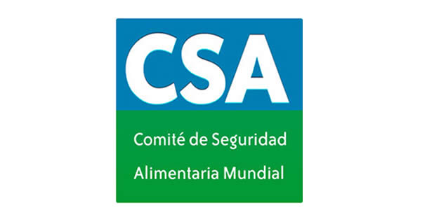 Participa México en 40° Periodo de Sesiones del Comité Mundial de Seguridad Alimentaria