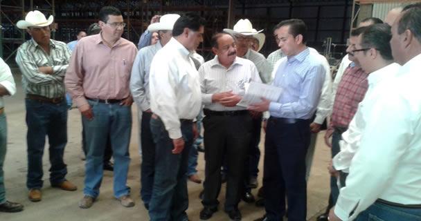 El subsecretario de Alimentación y Competitividad de la SAGARPA, Ricardo Aguilar Castillo