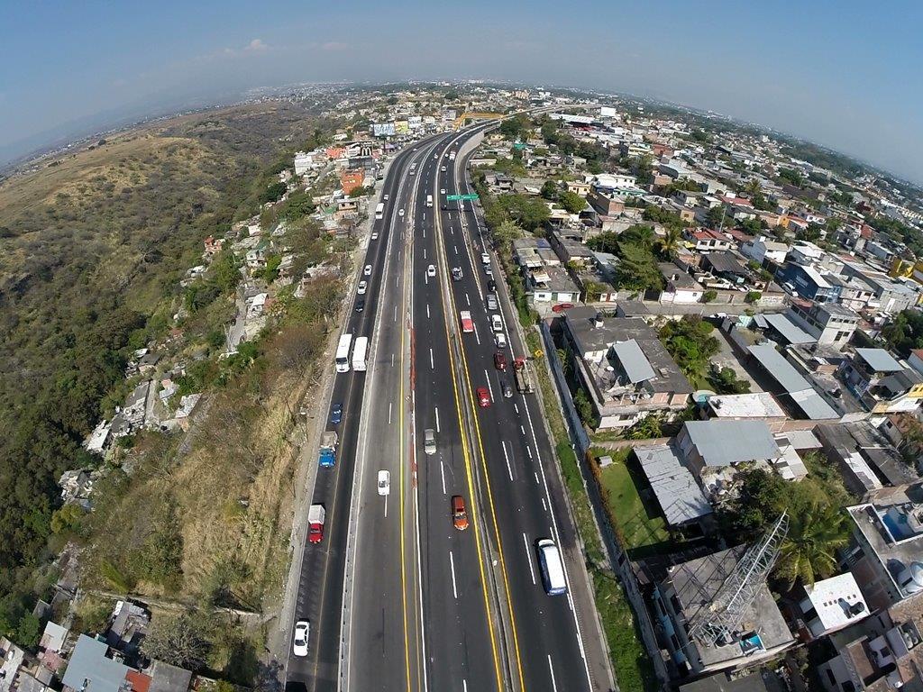 Resuelve SCT saturación en la carretera México-Acapulco con Distribuidor Vial Palmira