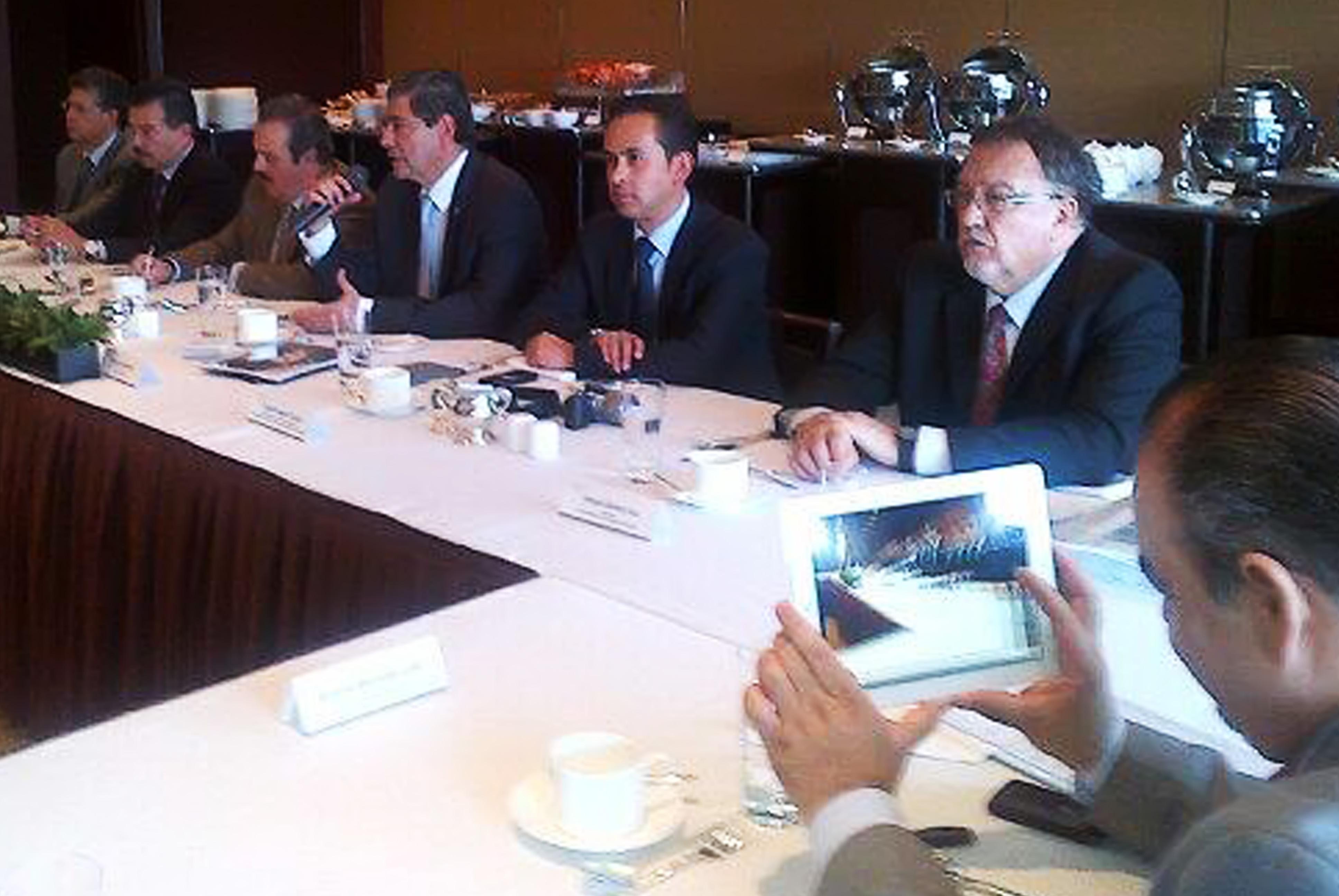 """Agroempresarios mexicanos fueron participes del """"Seminario sobre oportunidades en el mercado de Corea del Sur para productos Mexicanos""""."""
