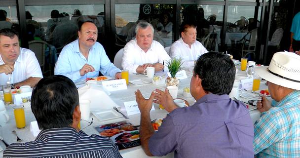 Conforman programa de trabajo 2014 para dar impulso integral al sector social de la pesca