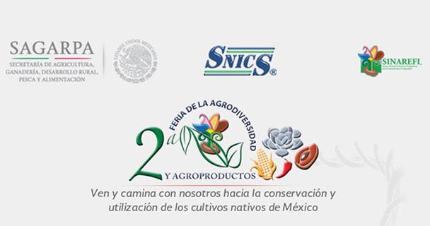 Anuncian Segunda Feria de Agrodiversidad y Agroproductos, con la que se reconoce la riqueza fitogenética de México