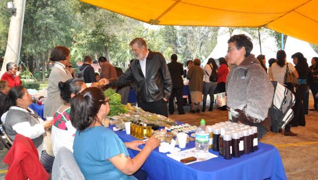 Promueve SAGARPA la agricultura familiar en la Ciudad de México