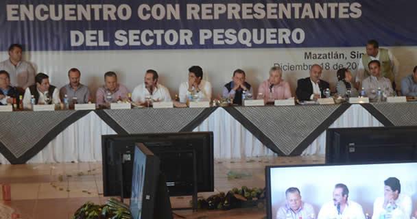 Mantendrá Conapesca coordinación nacional de actividades desde Mazatlán: EMyM