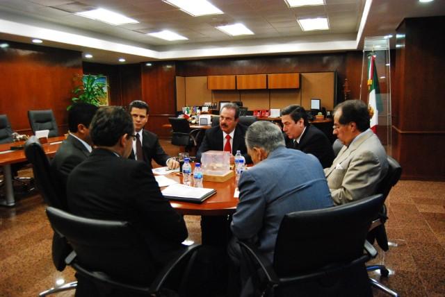 Trabajan SAGARPA y gobierno de Zacatecas esquema de comercialización del frijol