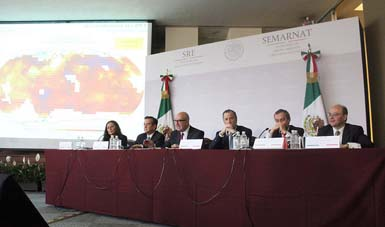 México comunica sus compromisos de Mitigación y Adaptación para el período 2020-2030