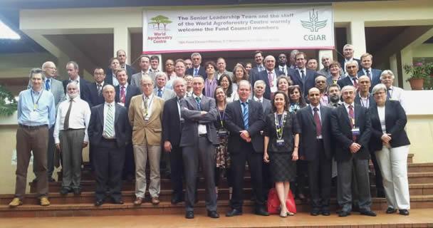 SAGARPA en el foro mundial de investigación agrícola