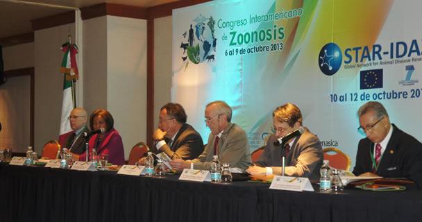 Reúne México a expertos en enfermedades zoonóticas de los cinco continentes
