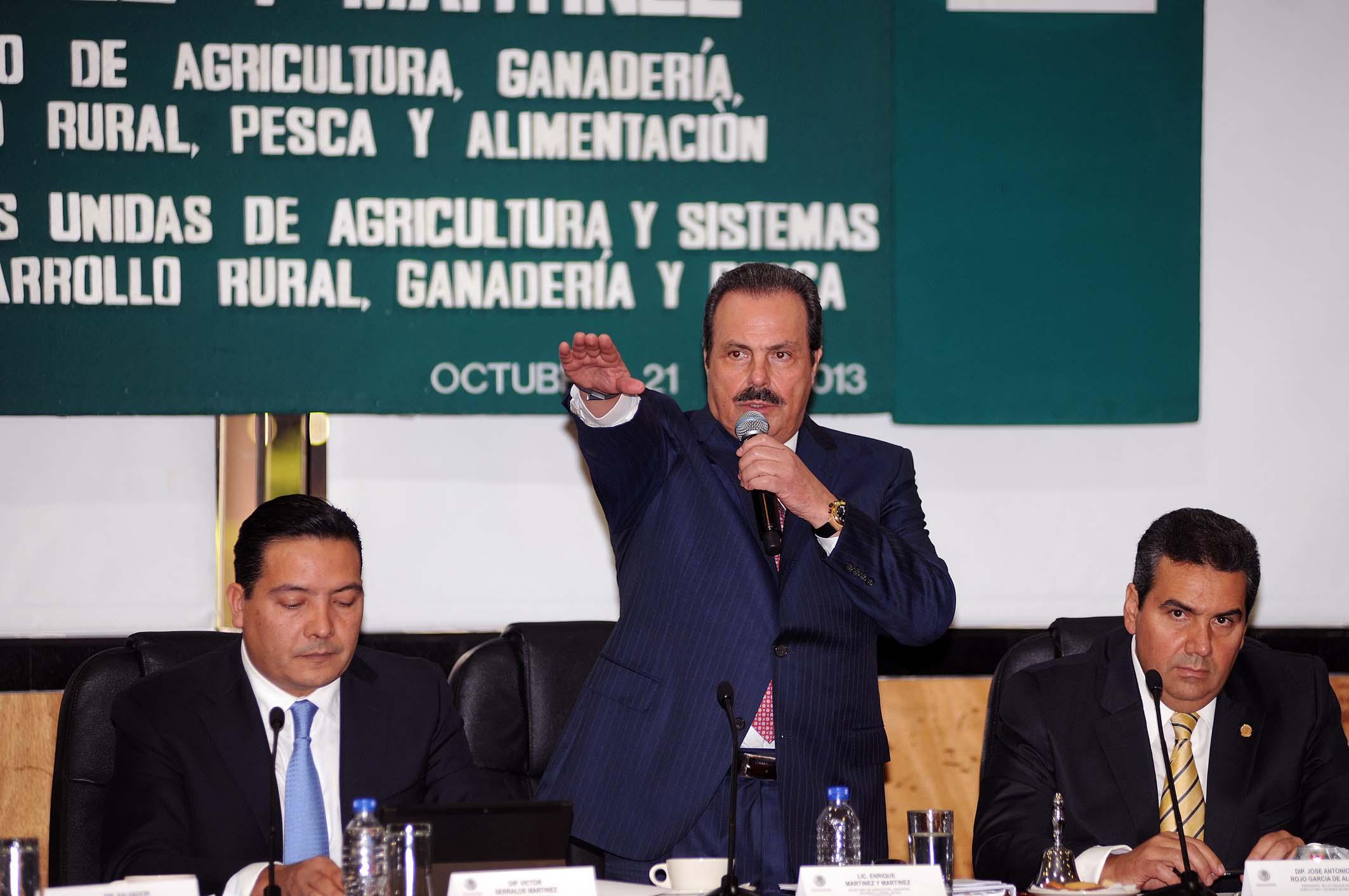 Más que nunca, se requiere la Gran Reforma del Campo: EMM