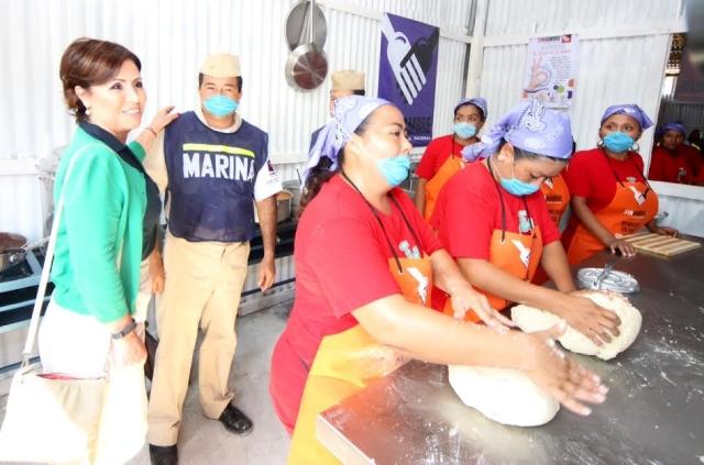 Comedor Comunitario en Veracruz