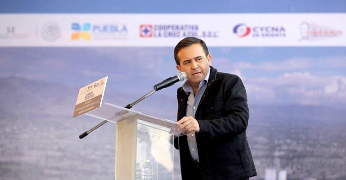 Se inaugura la segunda línea de producción de cemento de CYCNA de Oriente de la Cooperativa La Cruz Azul
