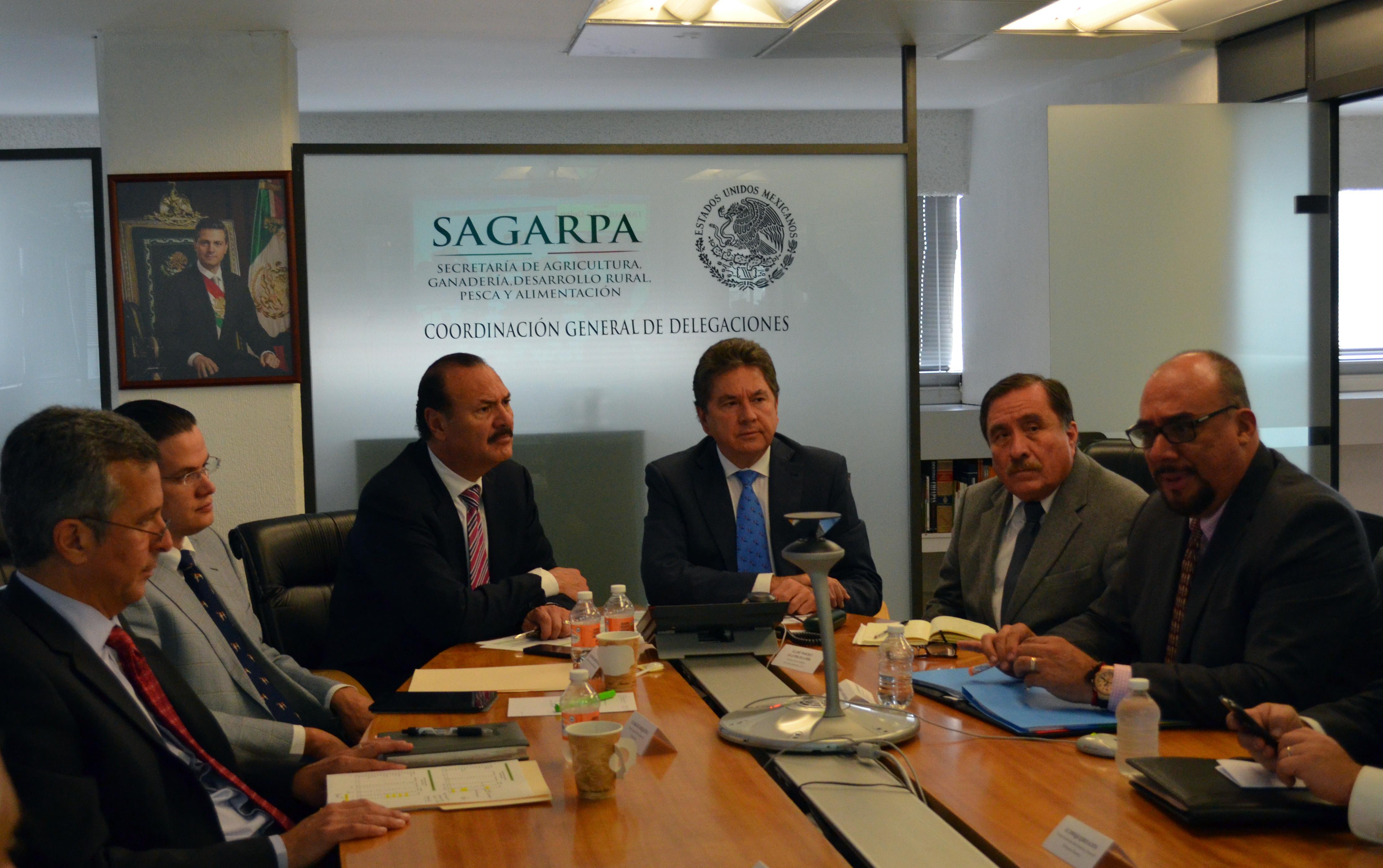 De acuerdo con las instrucciones del secretario Enrique Martínez y Martínez, el oficial mayor de la SAGARPA, Marcos Bucio Mújica, informó que hoy están siendo distribuidos alrededor de 729 millones de pesos de este programa.