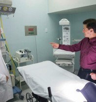 Apatzingan Regional Hospital is one of the government's commitments to Michoacán.