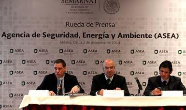ASEA, órgano desconcentrado de la Semarnat con autonomía técnica y de gestión, previsto en la Reforma Energética.