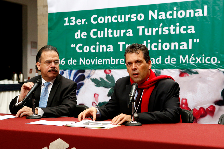 """13er. Concurso Nacional de Cultura Turística """"Cocina Tradicional"""""""
