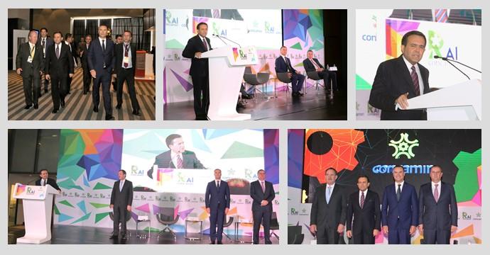Inauguró el Secretario de Economía la Reunión Anual de Industriales (RAI) 2015