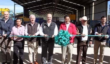 Semarnat entregó recursos del sector ambiental para proyectos sustentables.