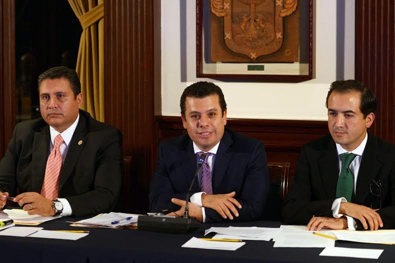 """""""Se formularán propuestas para hacer más pronta y expedita la justicia del día a día de los ciudadanos"""", explicó Humberto Castillejos Cervantes."""