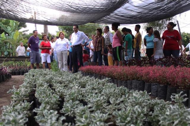 Cruzada Nacional Contra el Hambre en Veracruz