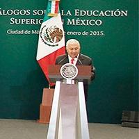 Logros visibles en educación superior, en el marco de la Reforma Educativa.