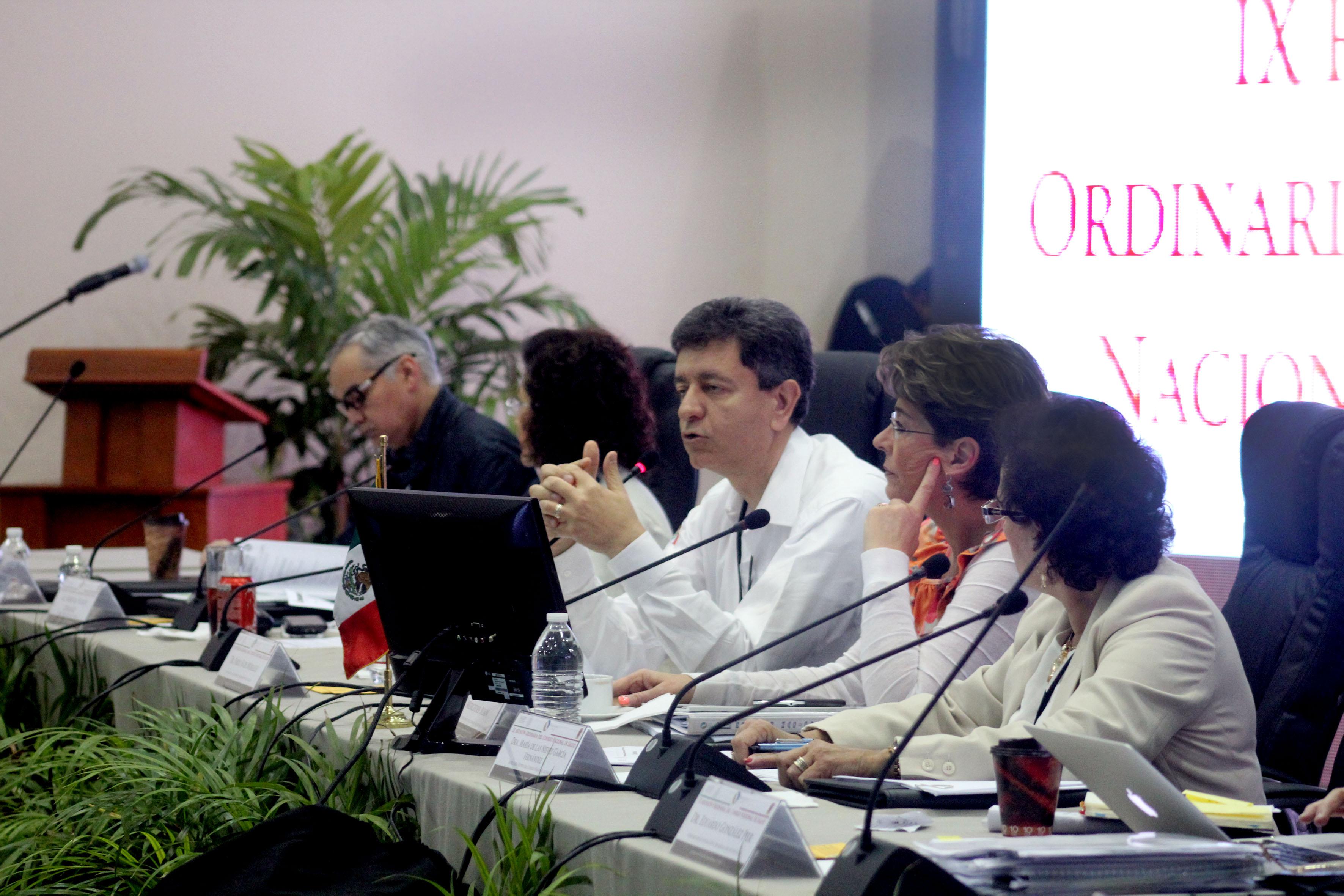 Concluyeron los trabajos de la IX Reunión Ordinaria del CONASA