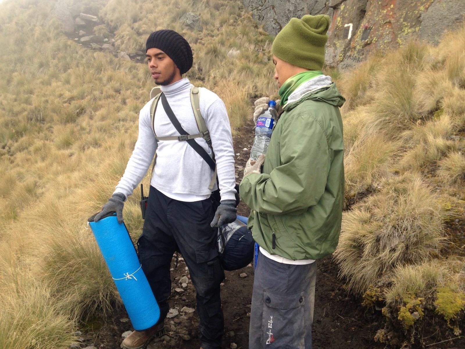 Auxilio a Alpinistas