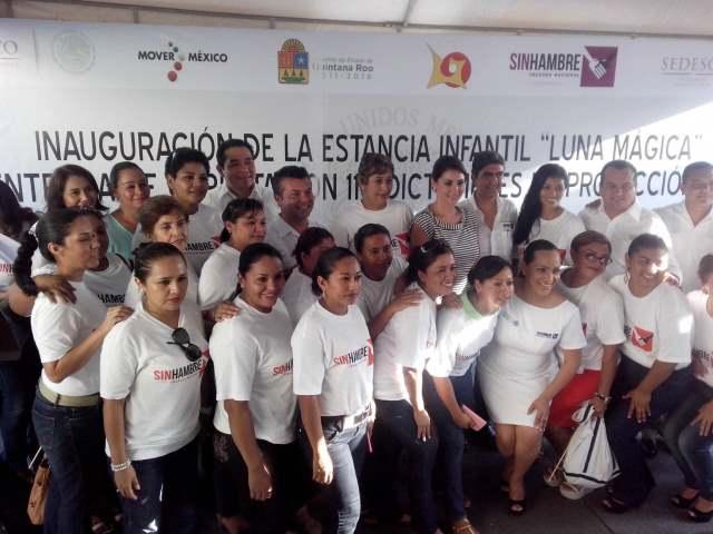 Gira de Trabajo por Quintana Roo