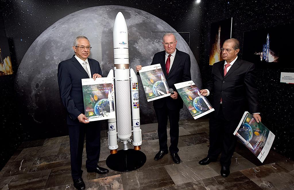 Sistema Satelital MEXSAT habilitador del crecimiento económico y proveedor de TIC´s