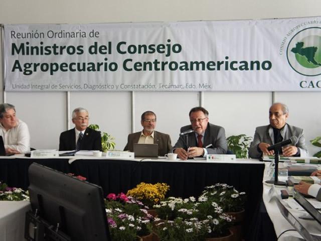 Se integra SAGARPA al Consejo Agropecuario Centroamericano.