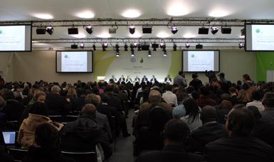 México participó en el evento Fondo Verde Climático, paralelo a la COP21, donde se habló del financiamiento a proyectos que mitigan  y promueven la adaptación al cambio climático
