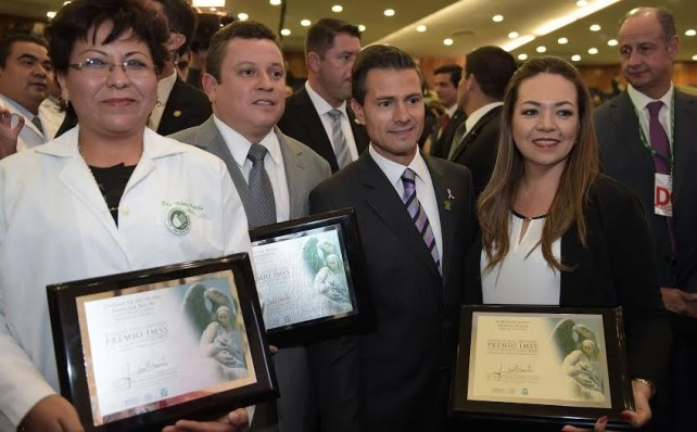 The IMSS is one of Mexicans' achievements.