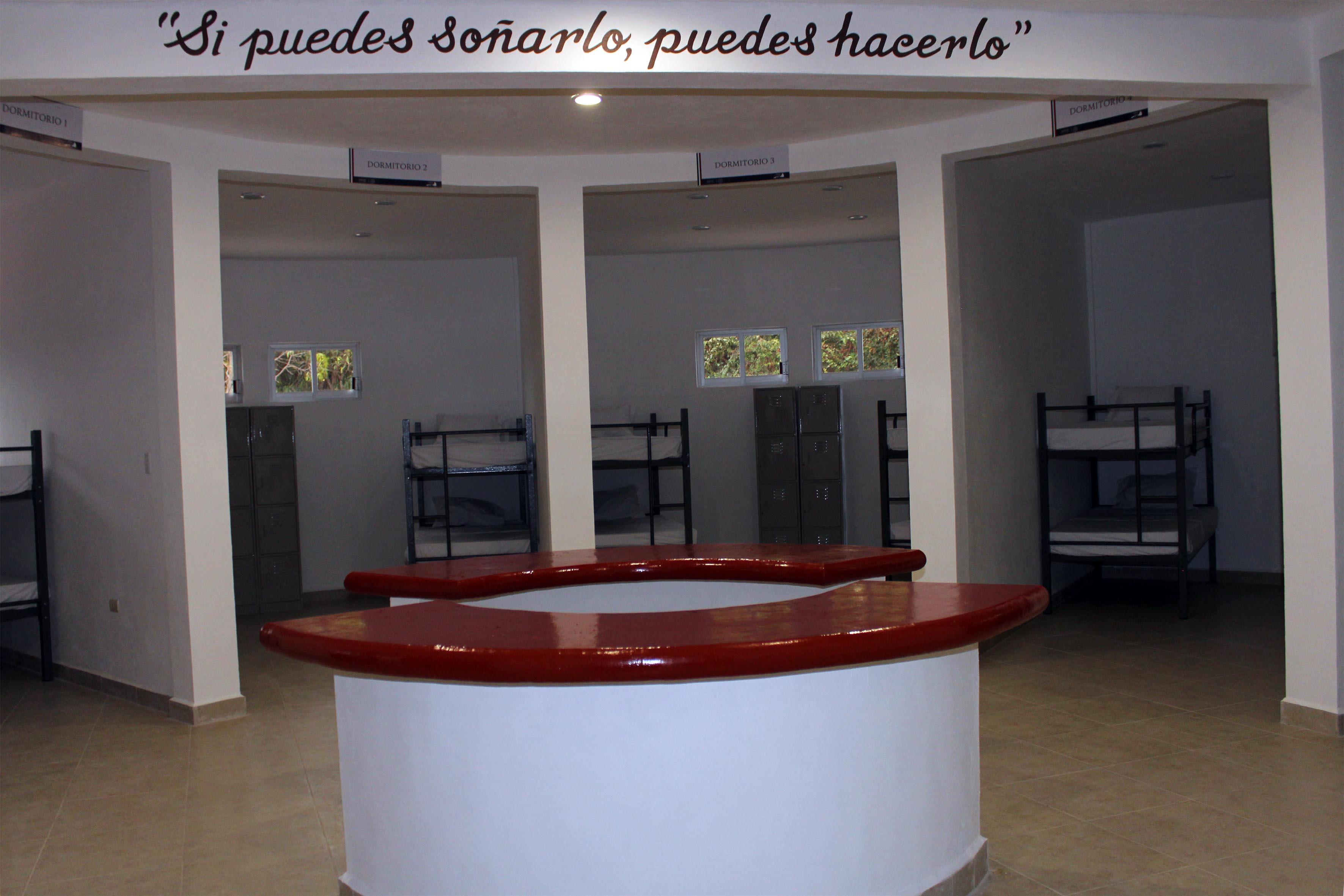 """Centro de Atención a Niños, Niñas y Adolescentes Farmacodependientes de Campeche """"Vida Nueva"""""""