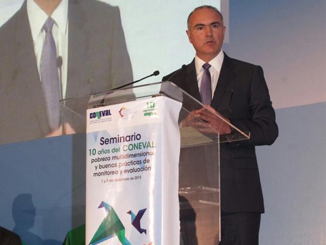 El CONEVAL reconoció a la SAGARPA por el diseño de programas de apoyo a pequeños productores.