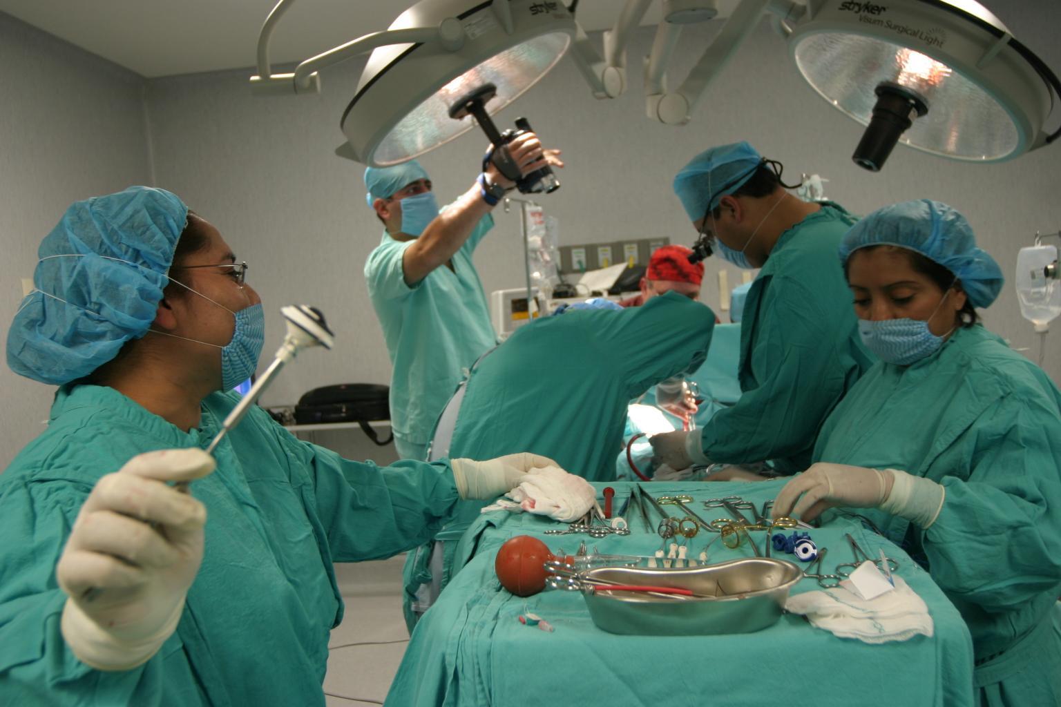 Procuración multiorgánica, en el Hospital Regional de Alta Especialidad de Ixtapaluca