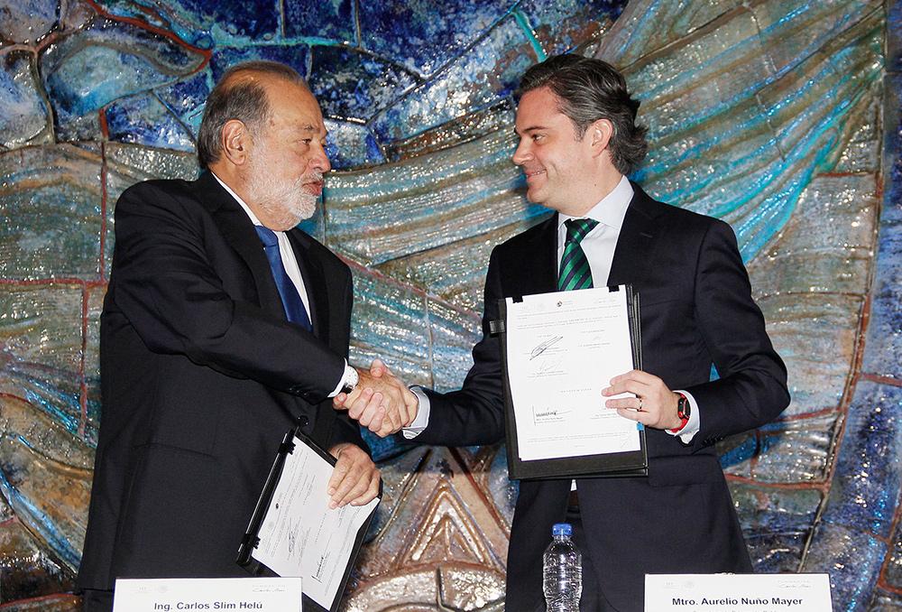 Mexicanos se podrán capacitar para desarrollar sus capacidades y lograr un mejor empleo: Aurelio Nuño Mayer